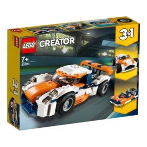 LEGO Creator 31089 Orange racerbil