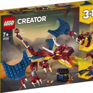 LEGO Creator 31102 Elddrake