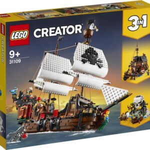 LEGO Creator 31109 Piratskepp