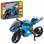 LEGO Creator 31114, Supermotorcykel