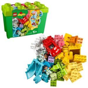 LEGO DUPLO Classic 10914, Klosslåda deluxe
