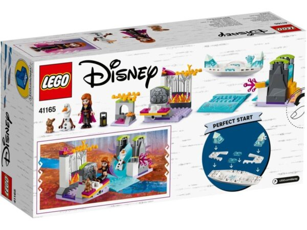 LEGO Disney Frozen 41165 Annas kanotexpedition