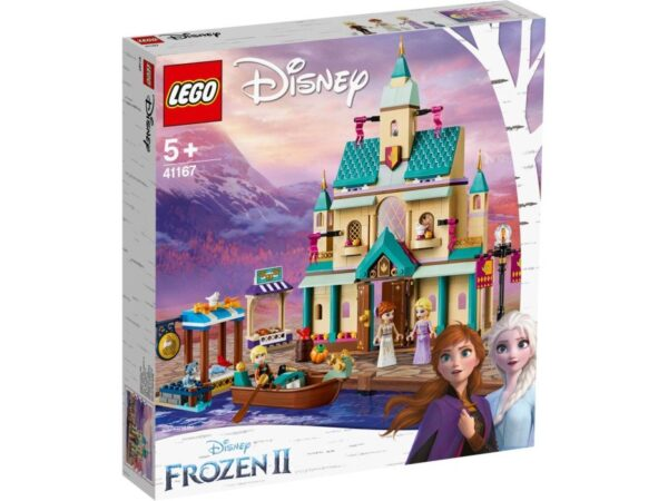 LEGO Disney Frozen 41167 Arendals slottsby