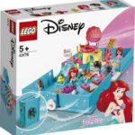 LEGO Disney Princess 43176 Ariels sagoboksäventyr