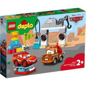 LEGO Duplo Cars 10924 Blixten McQueens tävlingsdag