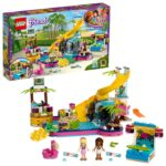 LEGO Friends 41374 Andreas poolparty