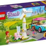 LEGO Friends 41443 Olivias elbil