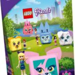 LEGO Friends 41665 Stephanies kattkub
