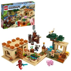 LEGO Minecraft 21160, Illagers anfaller