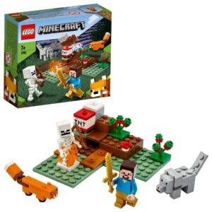 LEGO Minecraft 21162 Tajgaäventyret