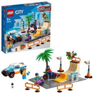 LEGO My City 60290 Skateboardpark