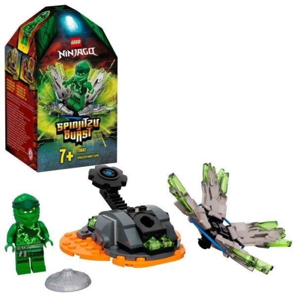 LEGO Ninjago 70687 Spinjitzuanfall Lloyd