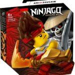 LEGO Ninjago 71730 Episkt stridsset – Kai mot Skulkin