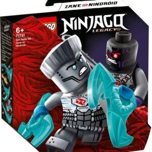 LEGO Ninjago 71731 Episkt stridsset – Zane mot Nindroid