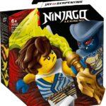 LEGO Ninjago 71732 Episkt stridsset – Jay mot Serpentine
