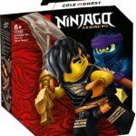 LEGO Ninjago 71733 Episkt stridsset – Cole mot spökkrigare