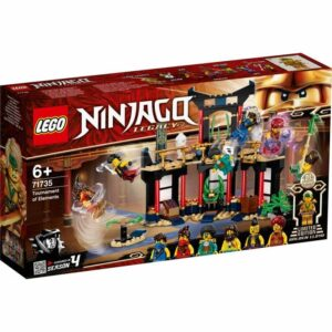 LEGO Ninjago 71735 Elementturneringen