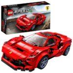 LEGO Speed Champions 76895, Ferrari F8 Tributo