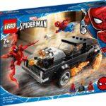 LEGO Super Heroes 76173 Spiderman och Ghost Rider mot Carnage