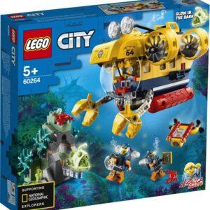 LEGO City Oceans 60264 Hav utforskarubåt