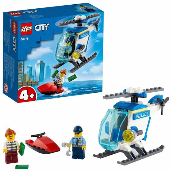 LEGO City Police 60275, Polishelikopter