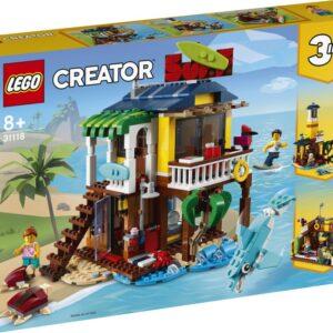 LEGO Creator 31118 Surfstrandhus