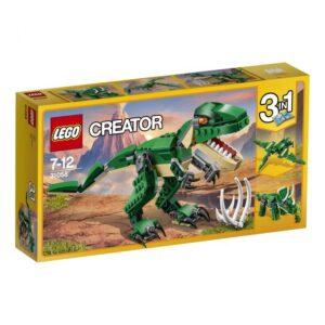 LEGO Creator Mäktiga dinosaurier 31058