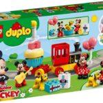 LEGO DUPLO Disney 10941 Musse och Mimmis födelsedagståg