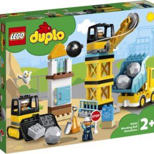 LEGO Duplo 10932 Rivning med rivningskula