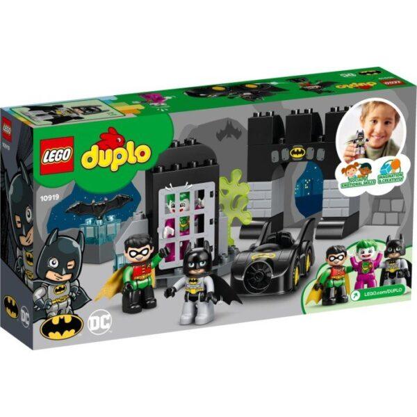 LEGO Duplo Super Heroes 10919 Batgrottan
