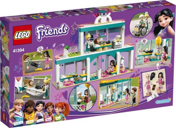 LEGO Friends 41394 Heartlake Citys sjukhus