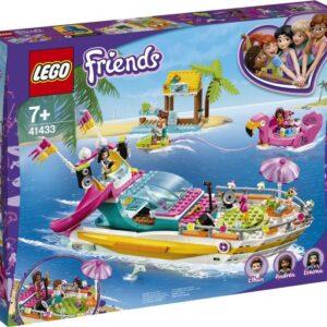 LEGO Friends 41433 Partybåt