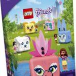 LEGO Friends 41662 Olivias flamingokub