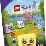 LEGO Friends 41664 Mias mopskub