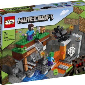 LEGO Minecraft 21166 Den övergivna gruvan