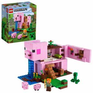 LEGO Minecraft 21170, Grishuset