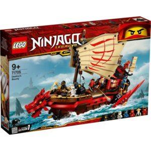LEGO Ninjago 71705 Ödets gåva