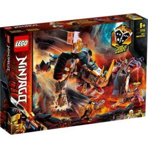 LEGO Ninjago 71719 Zanes minovarelse