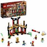 LEGO Ninjago 71735, Elementturneringen