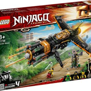 LEGO Ninjago 71736 Stenkanon