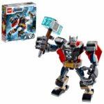 LEGO Super Heroes 76169, Thor i robotrustning