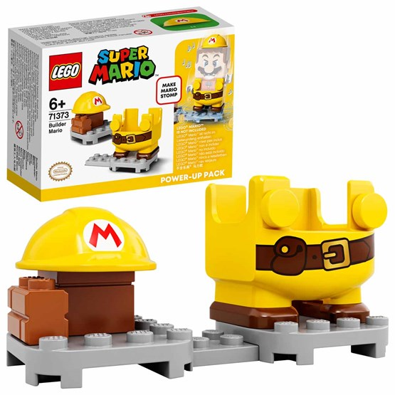 LEGO Super Mario 71373, Builder Mario – Boostpaket