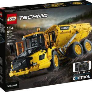 LEGO Technic 42114 Volvo 6x6 ledad lastbil