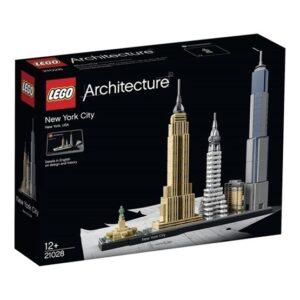 LEGO Architecture 21028, New York City