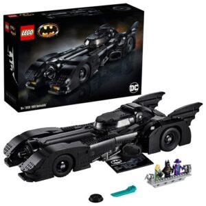 LEGO Batman 76139, 1989 Batmobile