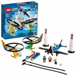 LEGO City Airport 60260, Lufttävling