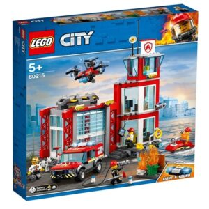LEGO City Fire 60215 - Brandstation