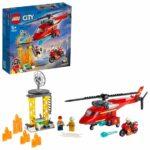 LEGO City Fire 60281, Brandräddningshelikopter
