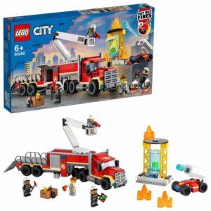 LEGO City Fire 60282, Brandkårsenhet