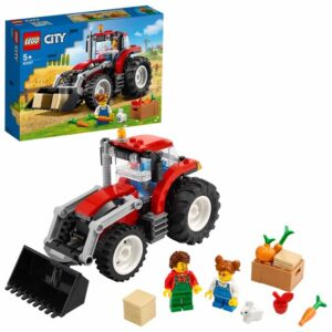 LEGO City Great Vehicles 60287, Traktor